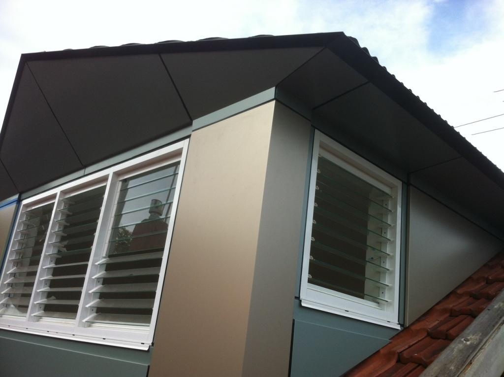 Alucobond Sydney Skilled Roofing