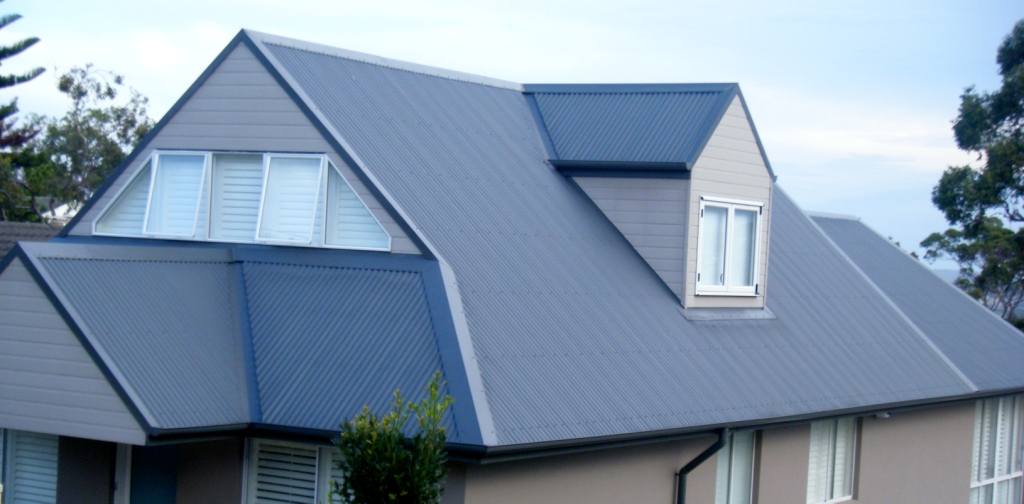 New Colorbond Roof Sydney Skilled Roofing