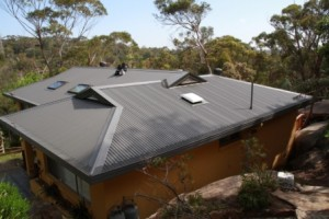 Re-Roof (After) Frenchs Forest Nov 2012