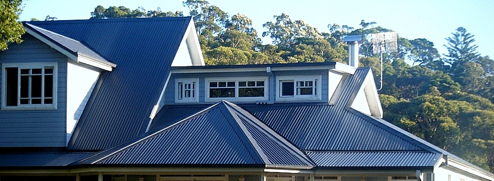 Skilled Roofing New Metal Roof