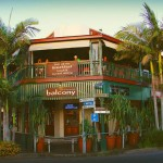 The Balcony Bar, Byron Bay