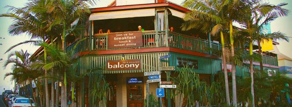 Commercial roofing sydney northern nsw and gold coast for The balcony bar restaurant byron bay nsw